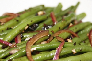 Thai Green Beans (photo by Brad Dahlgaard)