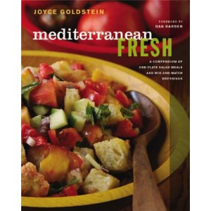 "Must-buy ""Mediterranean Fresh"" by Joyce Goldstein"
